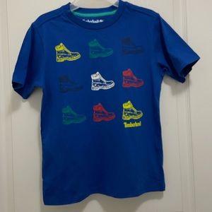 Timberland t shirt boys